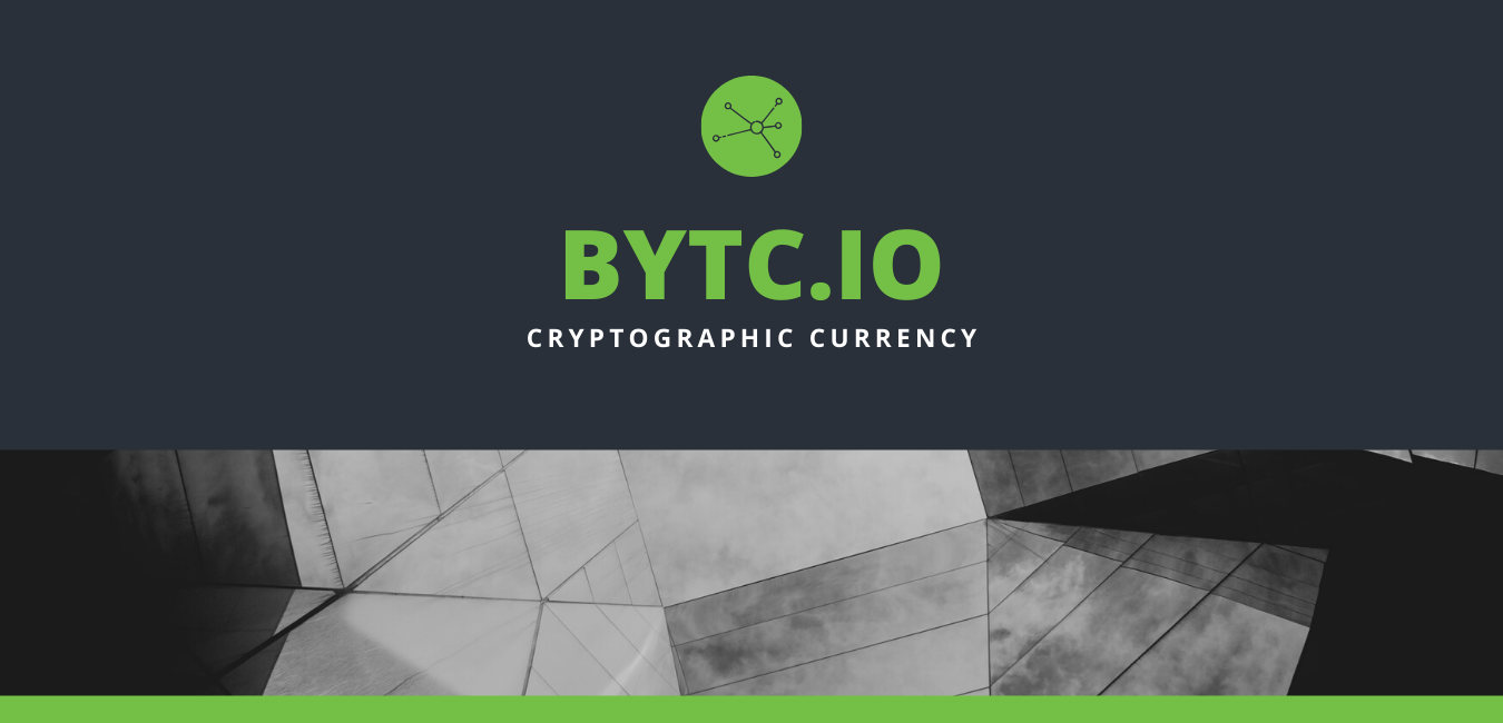 hlakebtc exchange BYTC.IO Cryptographic Currency. Buy or Sell BTC online. Purchase BTC using Visa or Mastercard.