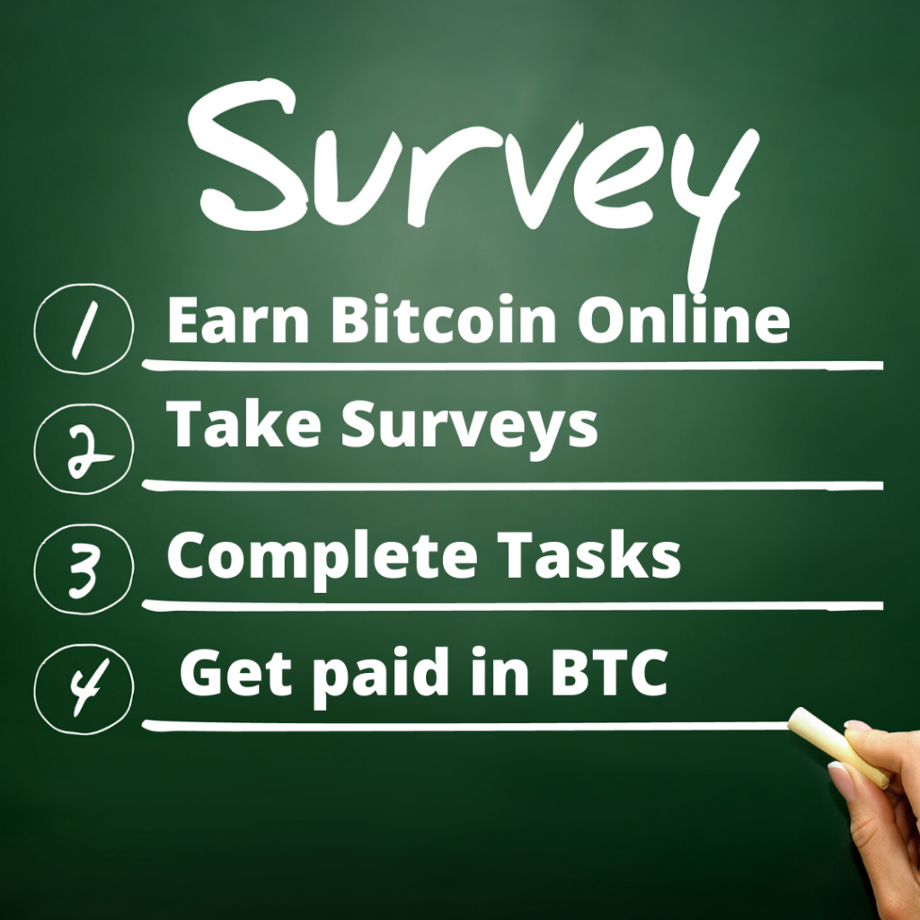 TimeBucks Earn BTC On-line for taking surveys and completing easy tasks.