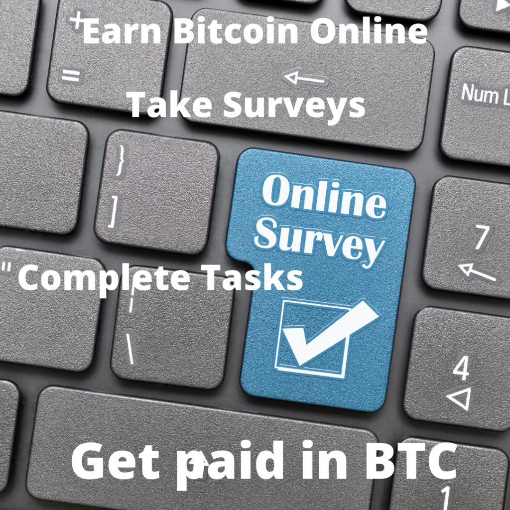 Bitcoin Zebra Faucet Earn Bitcoin and ETH TimeBucks Earn BTC On-line for taking surveys and completing easy tasks. Get paid out in BTC daily.
