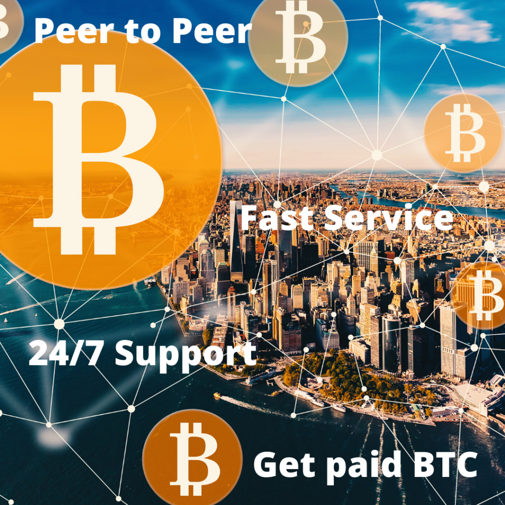 Local Bitcoins BTC ETH Fast service erc-20 token 24/7 Support XRP Alt. Coin Get paid BTC